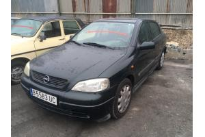 OPEL ASTRA F Ranchera familiar (51_, 52_) 1.6i 16v
